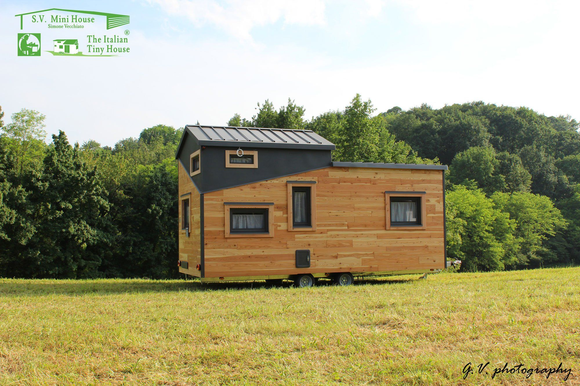 Comprare Tiny House In Italia s.v. mini house ® di simone vecchiato – the italian tiny house ®